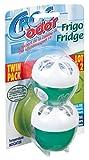 Lot de duos de désodorisants Croc Odor - Pour réfrigérateur