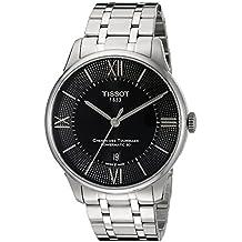 Tissot–Orologio uomo Tissot strada delle Torrette automatico t0994071105800Bracciale