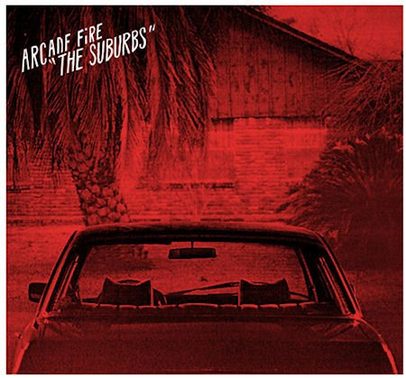 Pop CD, Arcade Fire - Scenes From The Suburbs