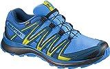 Salomon Herren XA Lite GTX, Trailrunning-Schuhe, Wasserdicht, blau (indigo bunting/snorkel blue/sulphur) Größe: 45 2/3