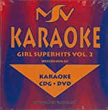 Girl Superhits Vol.2 Karaoke [DVD-AUDIO] -