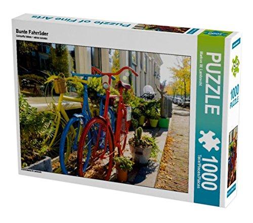 bunte-fahrrader-1000-teile-puzzle-quer-calvendo-orte