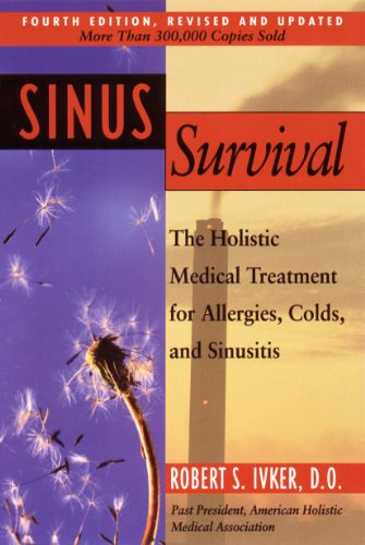 Sinus Survival: A Self-help Guide (English Edition) - Allergie Sinus Medizin