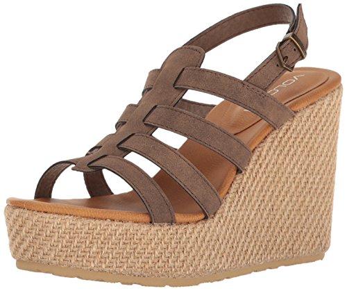 High Society Sandale brown Größe: 39 Farbe: brown -
