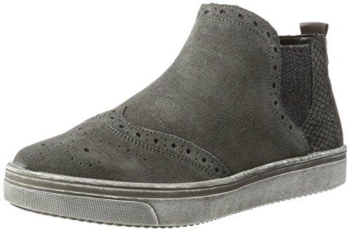 Remonte Damen R7872 Chelsea Boots Grau (Gris/granit/graphit / 45)