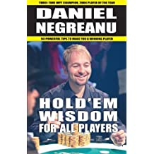(HOLD 'EM WISDOM FOR ALL PLAYERS) BY NEGREANU, DANIEL(AUTHOR)Paperback Jan-2007