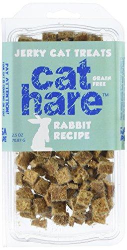 Cat Hare 100% Rabbit Jerky 1
