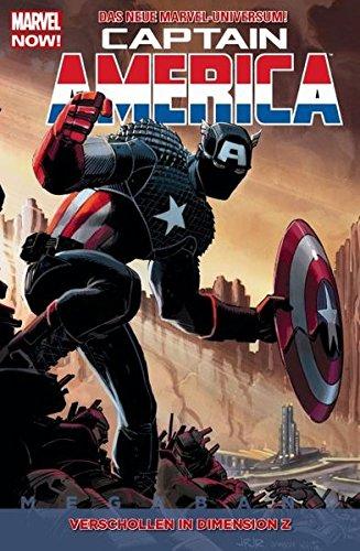 Captain America: Megaband 1: Verschollen in Dimension Z