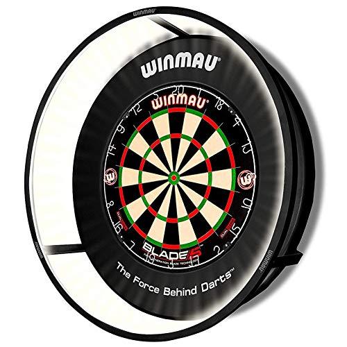 Winmau Dartboard Plasma light Dart Board Licht Dartscheibe Beleuchtung Neu