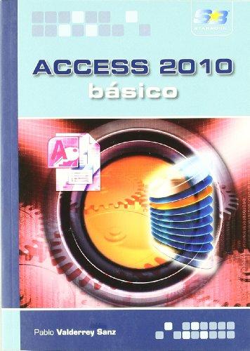 Access 2010. Básico