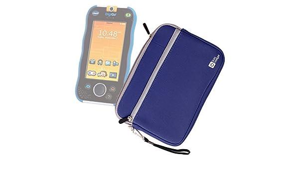 Neoprene Purple Case for Vtech Kidicom Max Kids Tablet