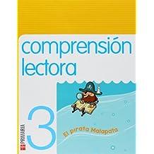 Comprensión lectora: El pirata Malapata. 3 Primaria - 9788467525915