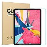 SENGBIRCH iPad Pro 11 Protector de Pantalla, Alta Definición Clear 9H Dureza Resistente a los Arañazos de Vidrio Templado [Paquete de 1]
