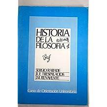 Historia de la filosofía: [C.O.U.]