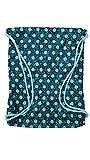 Nike Tasche YA Graphic Gymsack, Unisex, Kinder, Verde/Negro (Electro Green/Tdplbl/Tdplbl), Einheitsgröße