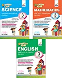 #8: Olympiad Champs Science, Mathematics, English Class 3 with Past Questions (Set of 3 Books)