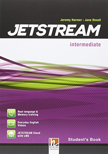 Jetstream intermediate. Student's book-Workbook-Ezone codes. Per le Scuole superiori. Con CD Audio. Con espansione online
