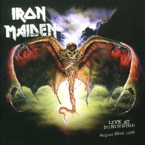 Iron Maiden - Live At Donington, August 22nd 1992 (Remastered) (Iron Maiden Live)