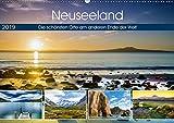 Neuseeland - Die schönsten Orte am anderen Ende der Welt (Wandkalender 2019 DIN A2 quer): Einzigartige Landschaftspanoramen aus Neuseeland (Monatskalender, 14 Seiten ) (CALVENDO Orte)