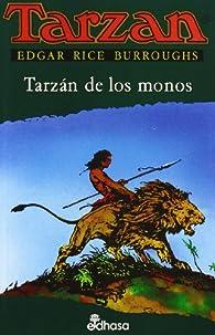Tarzán de los monos I par  Edgar Rice Burroughs