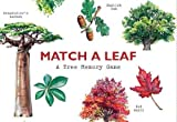 Match a Leaf A Tree Memory Game:A Tree Memory Game (Games)