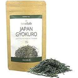 Japan Gyokuro aus Kagoshima 100g/Loser Japanischer Grüner Tee mit feiner Süße und Umami/Beschatteter Grüntee von TeaClub