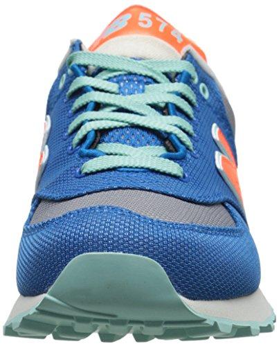 New Balance WL574 W chaussures bleu