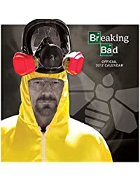 Breaking Bad Calendrier 2017 heisenburg call saul 30 x 30cm nouveau officiel