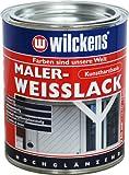 Wilckens Maler Weisslack hochglänzend 375ml MSL 9010