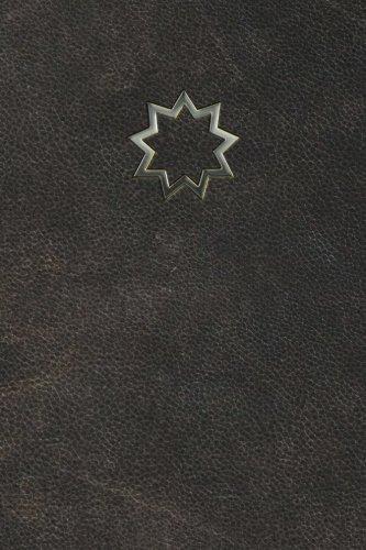 Monogram Bahai Notebook: Volume 37 (Monogram Aged 150 Lined) por N.D. Author Services