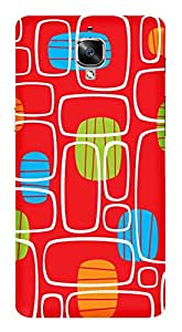 TrilMilPrinted Designer Mobile Case Back Cover For One Plus 1+3 OnePlus 3