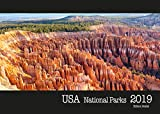 Edition Seidel USA Premium Kalender National Parks 2019 DIN A3 Wandkalender Amerika