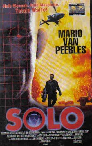 Solo - Halb Mensch, Halb Maschine [VHS]