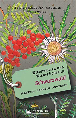 Botanische Kräuter (Wildkräuter und Wildfrüchte im Schwarzwald. Erkennen, sammeln, anwenden. Wildpflanzen-Ratgeber für Wanderer, Sammler und botanisch Interessierte. Inklusive Beschreibungen und Anwendungshinweise.)