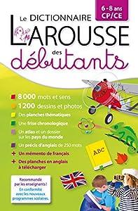 """Afficher """"Larousse dictionnaire des débutants 6/8 ans CP/CE"""""""