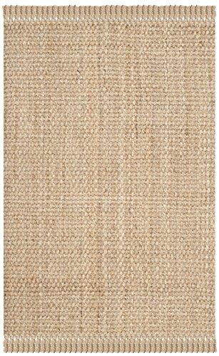 """Safavieh """"como alfombra de fibra natural, 121x 182x 0,61cm"""