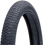 Duro 2 x BMX Fahrrad Reifen Mantel Decke schwarz 20