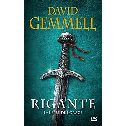 Rigante, T1 : L'Épée de l'Orage