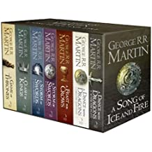 A Song of Ice and Fire, 7 Volumes by George R. R. Martin (2012-07-12)