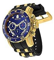 Invicta 6983 Pro Diver - Scuba Reloj para Hombre acero inoxidable Cuarzo Esfera azul de INVICTA