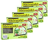 Asiatica - Shirataki Nudeln Linguini - 5er Pack - 5 x 300g
