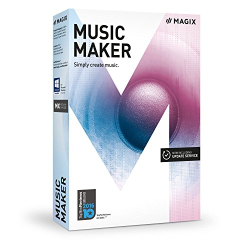 Magix Music Maker - Software De Edición De Audio/Música