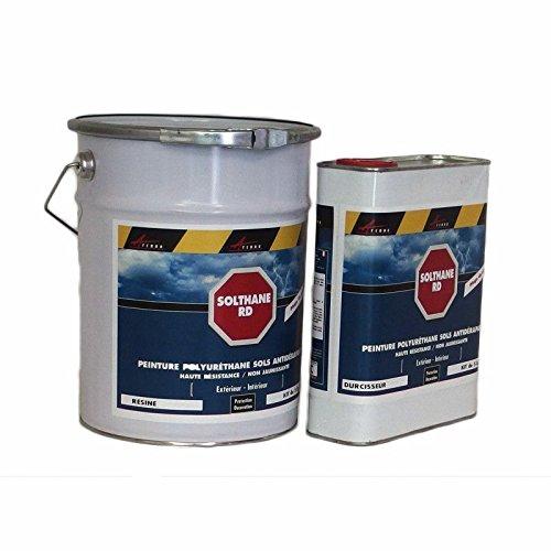 solthane RD–Pintura antideslizante suelo exterior interior