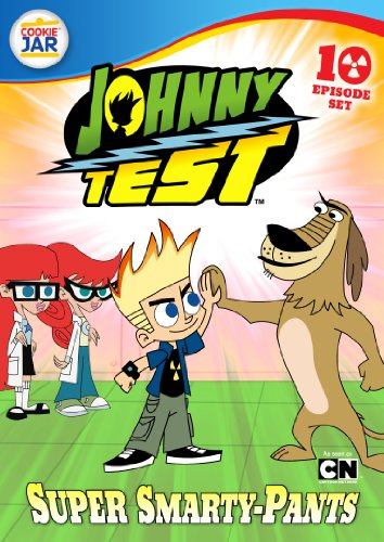 johnny-test-super-smarty-pants-import-usa-zone-1