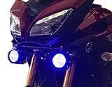 Soporte de Montaje para Faros Yamaha MT-09 Tracer '15-'17