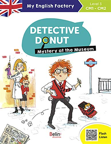 Detective Donut : Mystery at the Museum par  (Broché - Mar 20, 2019)