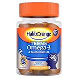 Haliborange Teens Omega-3 and Multivitamins Orange 30 Softies by PRXKD