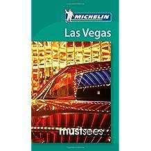 Michelin Must Sees Las Vegas by Michelin Travel & Lifestyle (9-Jan-2012) Paperback