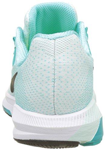 Aurora Verde De Struttura Nike Chiaro bianco Nero Igloo Giada Turchese Wmn Esecuzione Zoom Chaussures Femme Aria 20 Yq7Or75wCx