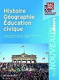 Image de Les Nouveaux Cahiers Histoire-Géographie - Éducation civique Tle B.Pro
